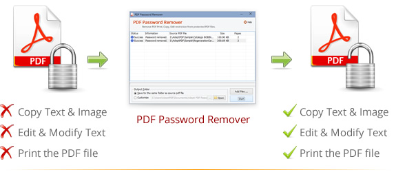 password remover software
