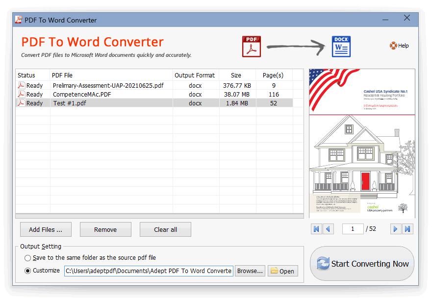 Bản quyền miễn phí phần mềm chuyển đổi file PDF sang Word